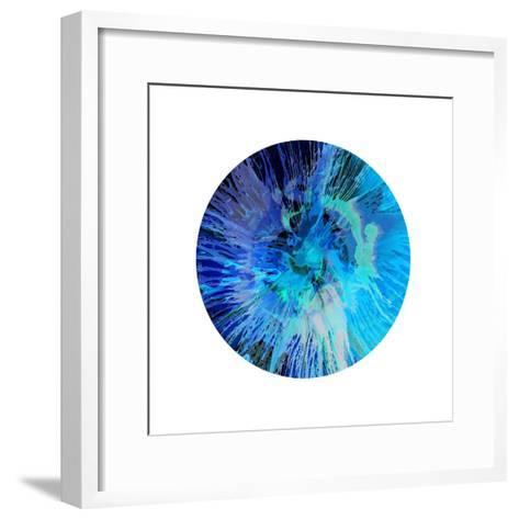 Circular Motion VII-Josh Evans-Framed Art Print