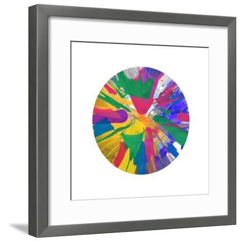 Circular Motion VIII-Josh Evans-Framed Art Print