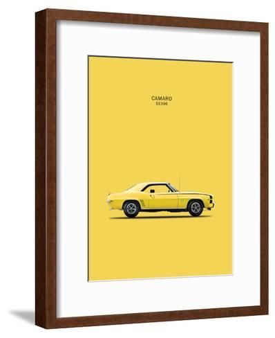 Chevy Camaro SS396 1969-Mark Rogan-Framed Art Print
