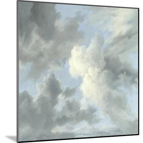 Cloud Study IV-Sophia Mann-Mounted Giclee Print