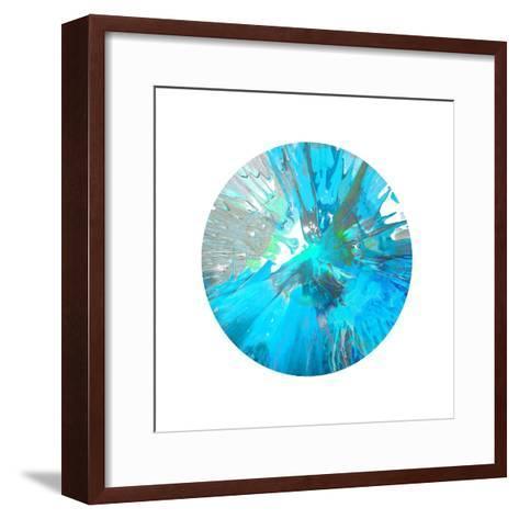 Circular Motion IX-Josh Evans-Framed Art Print