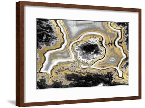 Elegant Agate II-Danielle Carson-Framed Art Print