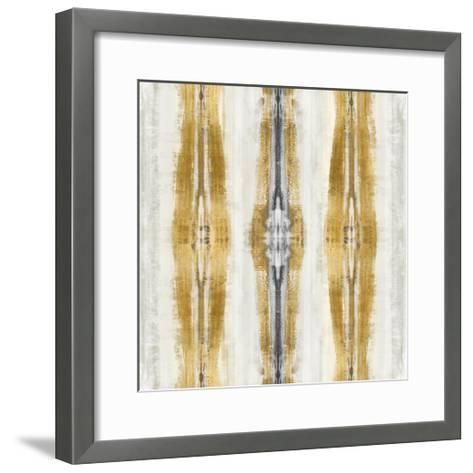 Emminent in Gold II-Ellie Roberts-Framed Art Print