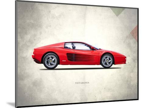Ferrari Testarossa 1996-Mark Rogan-Mounted Giclee Print