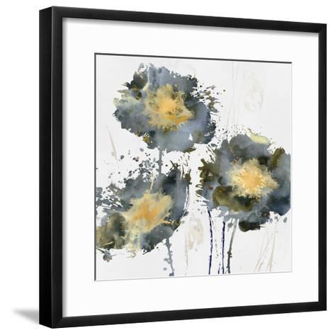Flower Burst Trio-Vanessa Austin-Framed Art Print