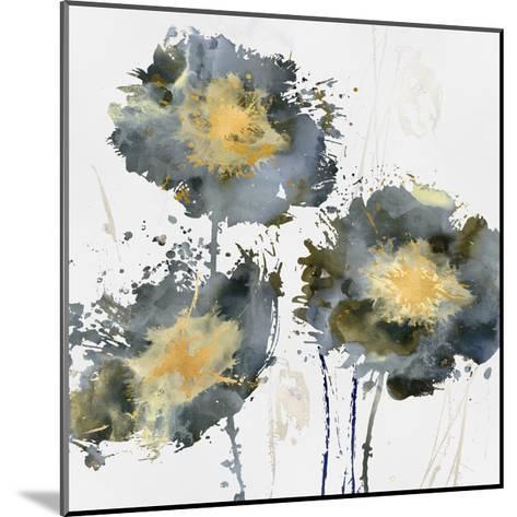 Flower Burst Trio-Vanessa Austin-Mounted Giclee Print