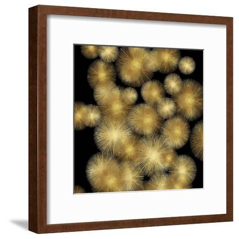 Flourish in Gold-Abby Young-Framed Art Print