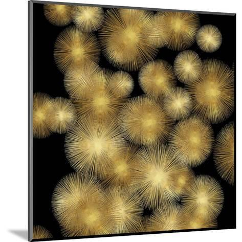Flourish in Gold-Abby Young-Mounted Giclee Print