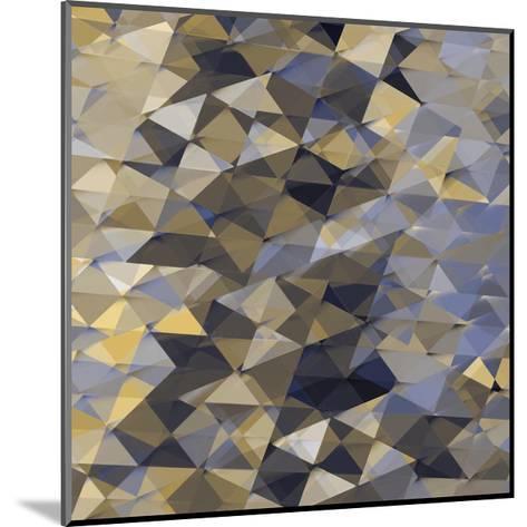 Geometric Squared I-Jan Tatum-Mounted Giclee Print