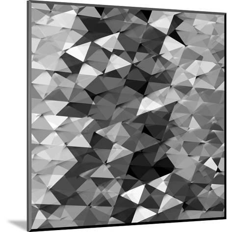 Geometric Squared II-Jan Tatum-Mounted Giclee Print