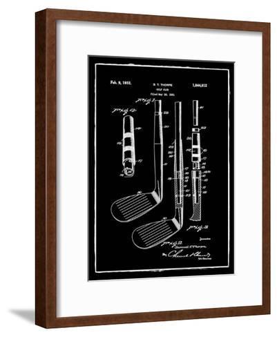 Golf Club, 1931-Bill Cannon-Framed Art Print