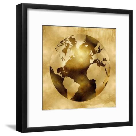 Golden Globe-Russell Brennan-Framed Art Print