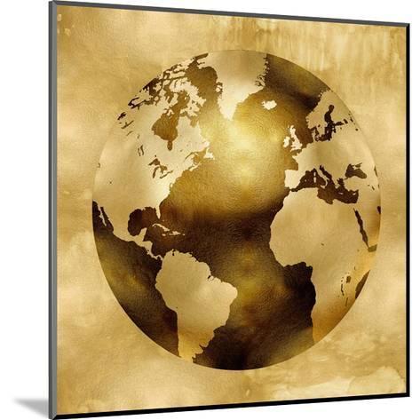 Golden Globe-Russell Brennan-Mounted Giclee Print
