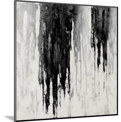 Neutral Space Noir I-Tom Conley-Mounted Giclee Print