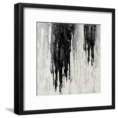 Neutral Space Noir I-Tom Conley-Framed Art Print