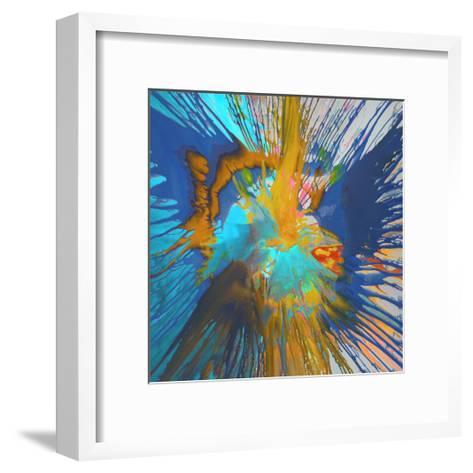 Not Shy V-Josh Evans-Framed Art Print