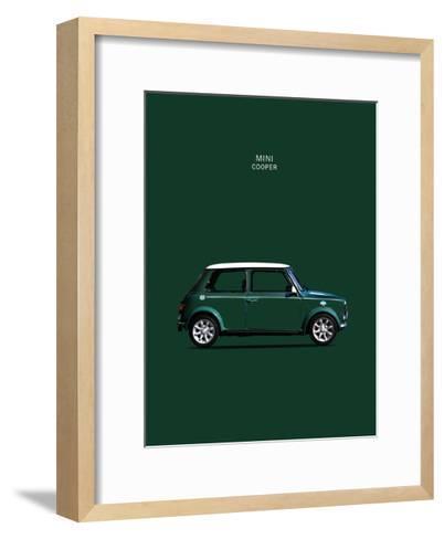 Mini Cooper 1999-Mark Rogan-Framed Art Print