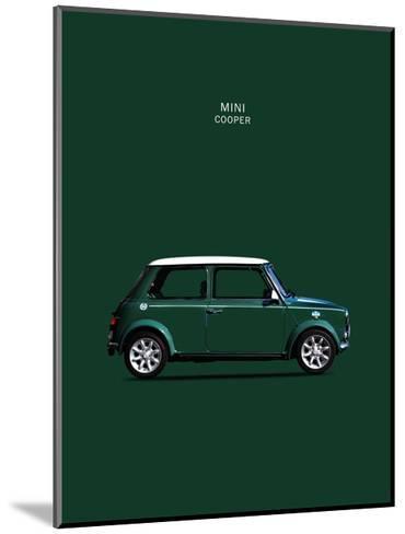 Mini Cooper 1999-Mark Rogan-Mounted Giclee Print