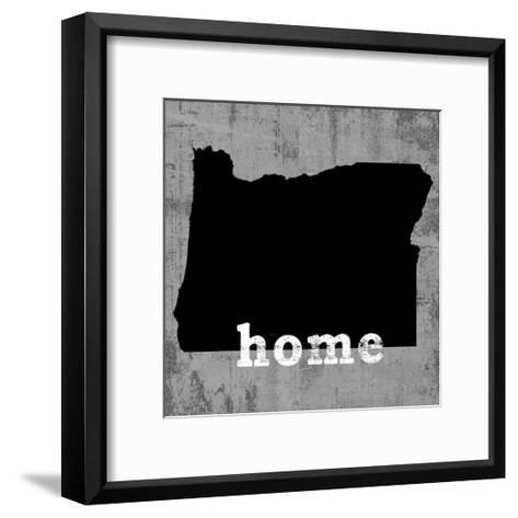 Oregon-Luke Wilson-Framed Art Print