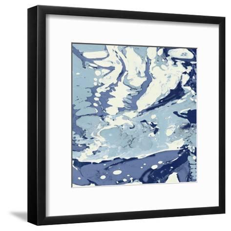 Marbleized III-Danielle Carson-Framed Art Print