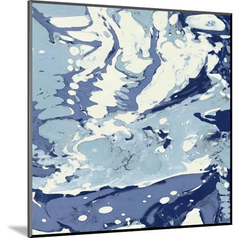 Marbleized III-Danielle Carson-Mounted Giclee Print