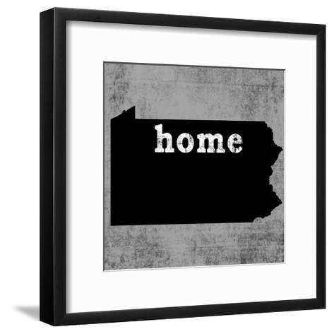 Pennsylvania-Luke Wilson-Framed Art Print