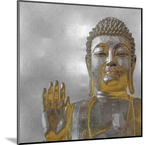 Silver and Gold Buddha-Tom Bray-Mounted Giclee Print