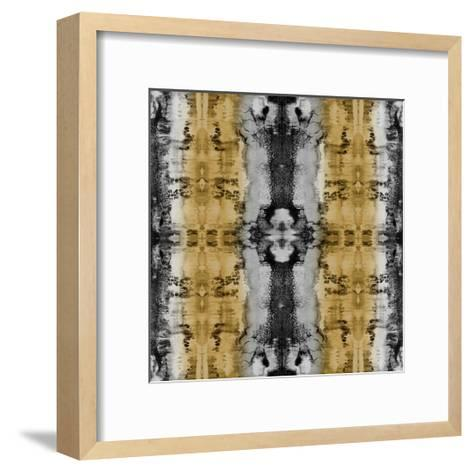 Patterns I-Ellie Roberts-Framed Art Print