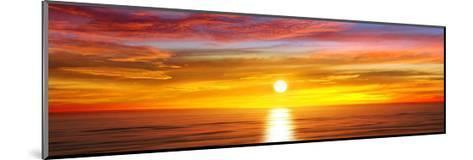 Sunlit Horizon IV-Maggie Olsen-Mounted Giclee Print