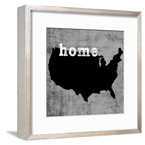 USA-Luke Wilson-Framed Art Print