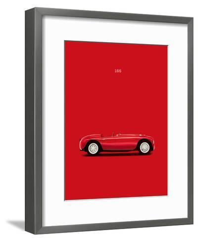 VW Ferrari 166-Mark Rogan-Framed Art Print