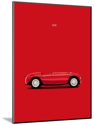 VW Ferrari 166-Mark Rogan-Mounted Giclee Print