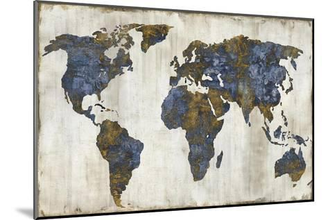 The World I-Russell Brennan-Mounted Giclee Print