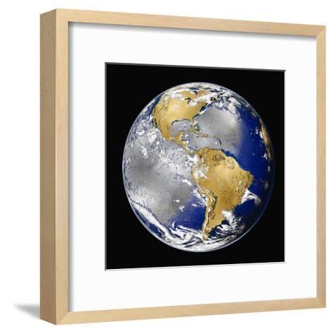 World Turning I-Russell Brennan-Framed Art Print