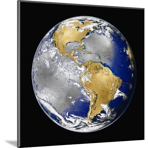 World Turning I-Russell Brennan-Mounted Giclee Print