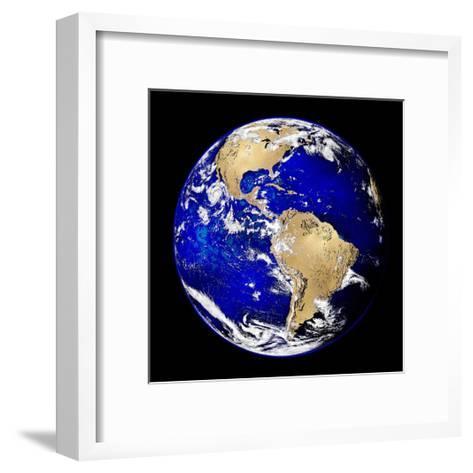 World Turning V-Russell Brennan-Framed Art Print