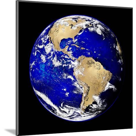 World Turning V-Russell Brennan-Mounted Giclee Print