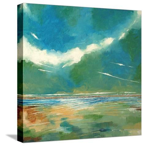 Seaview I-Stuart Roy-Stretched Canvas Print