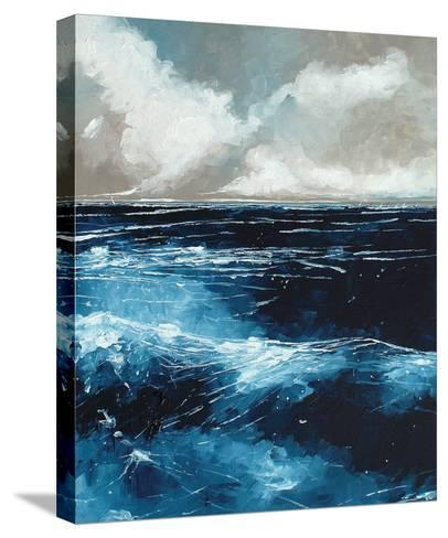 Rolling Sea-Stuart Roy-Stretched Canvas Print