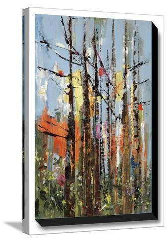 Eclectic Forest-Rebecca Meyers-Stretched Canvas Print