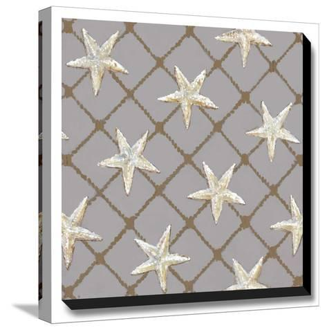 Net Full of Stars-Arnie Fisk-Stretched Canvas Print