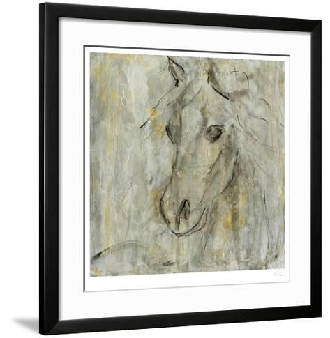 Being One With I-Lila Bramma-Framed Art Print