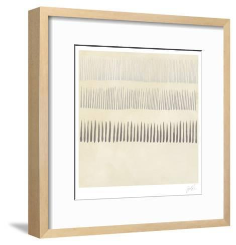 Parchment Prose III-June Erica Vess-Framed Art Print