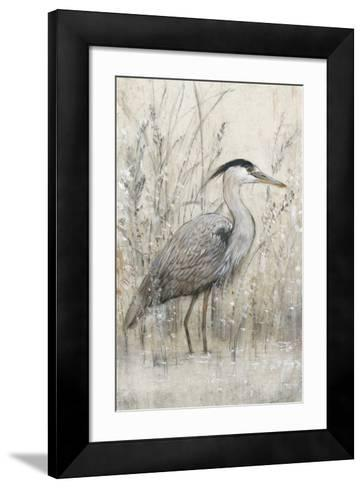 Hunt in Shallow Waters I-Tim O'toole-Framed Art Print