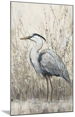 Hunt in Shallow Waters II-Tim O'toole-Mounted Giclee Print