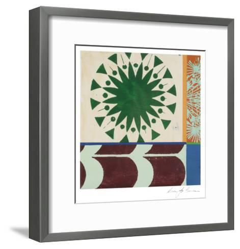 New Village VI-Alicia LaChance-Framed Art Print