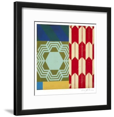 New Village VII-Alicia LaChance-Framed Art Print