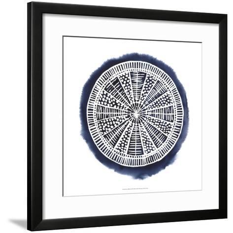 Navy Meridian II-Grace Popp-Framed Art Print