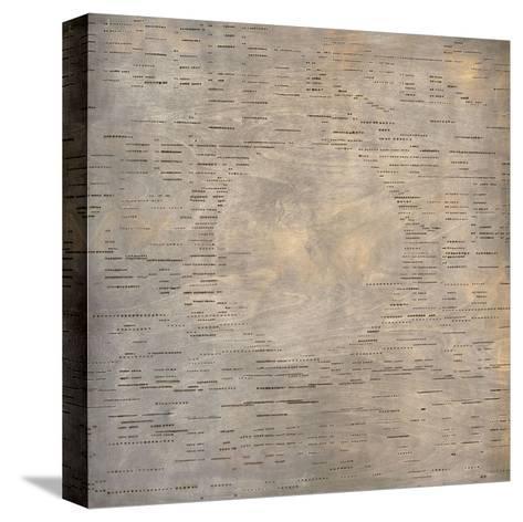Silent Music (Hesitation Waltz)-Kara Smith-Stretched Canvas Print