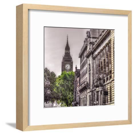 London Tree-Assaf Frank-Framed Art Print